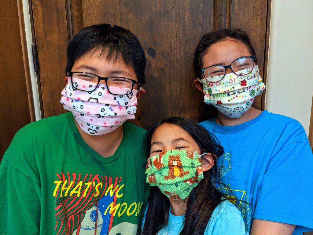 Homemade Coronavirus Mask